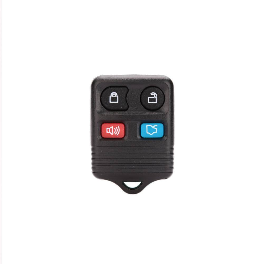 Vehemo 1pcs 4 replacement remote key shell for ford taurus 315mhz car styling china