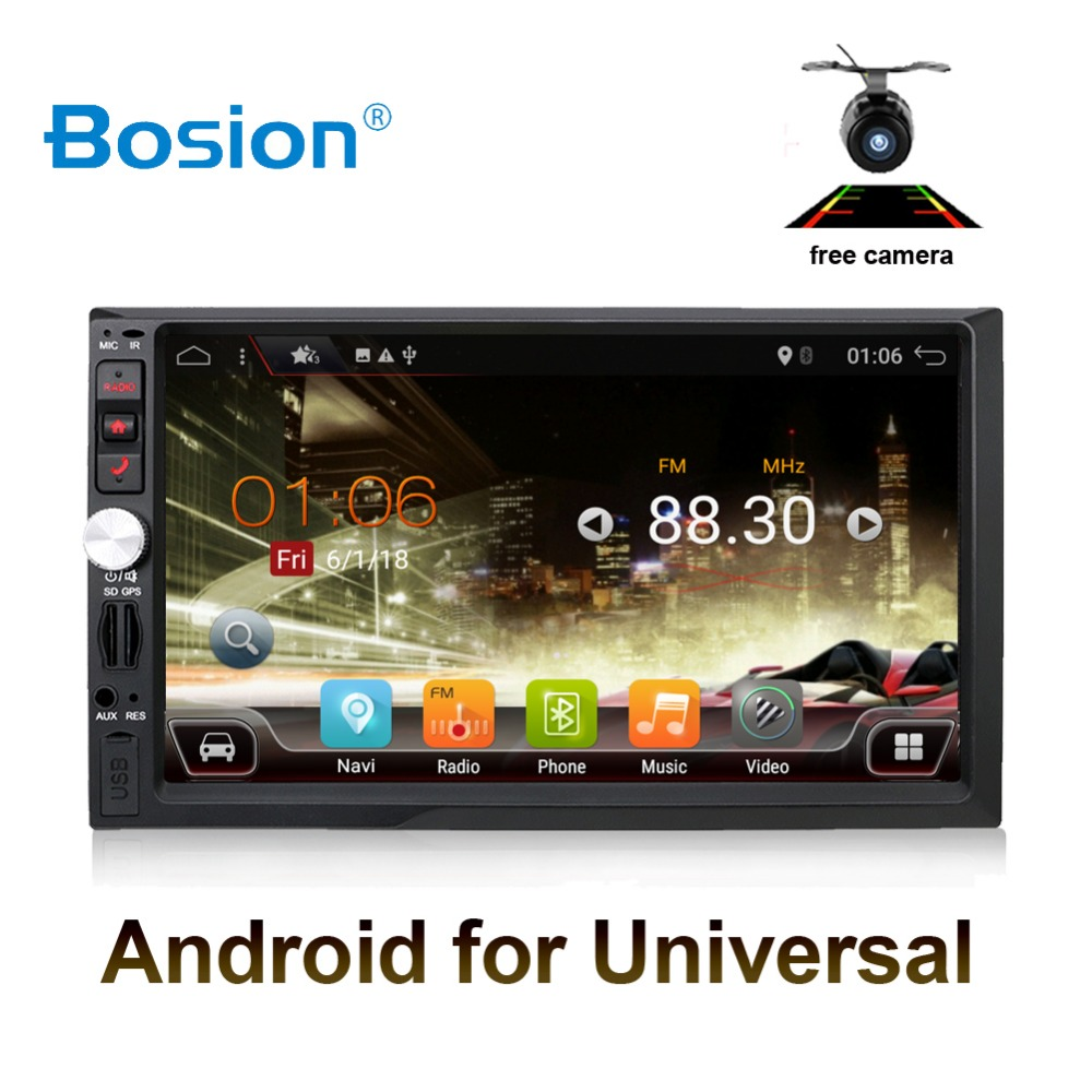 US $149 92 26% OFF|2 din car radio gps android car stereo cassette player  recorder Radio Tuner GPS Navigation RDS support steering wheel control-in