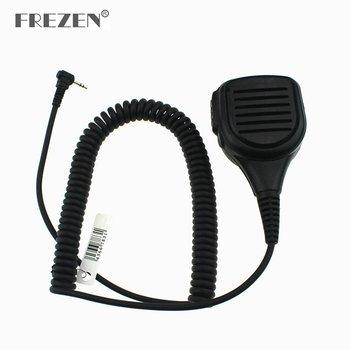 цена на Rainproof Shoulder Speaker Walkie Talkie Mic Microphone 1 Pin For Motorola Walkie Talkie Radios T6200 SX620R Two Way Radio