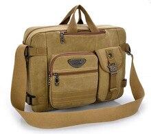 Brand 2016 Canvas Bag Messenger Personalized Diaper Men Travel Handbags Sport Mini Arrival Le Boy Women Spade Briefcase For