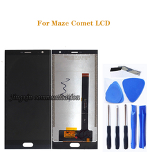 100% new For Maze Comet LCD display touch screen digitizer original quality mobile phone screen accessories for Maze Comet LCD