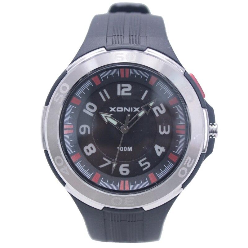 XONIX Wholesale  Fashion Brand  Waterproof  Quartz Clock Army Military Men Sport Watch Relogio SJ
