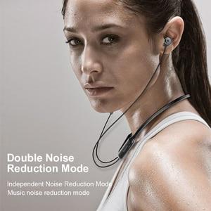Image 4 - Baseus S15 aktif gürültü Bluetooth kulaklık iptal kablosuz spor kulaklık ANC kulaklık telefonları için Mic ile ve müzik