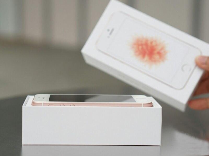 """IPhone SE A1662 A1723 Двухъядерный 2 Гб ОЗУ 16 Гб/32 ГБ/64 Гб/128 Гб ПЗУ 4,"""" разблокированный Apple SE отпечаток пальца б/у мобильный телефон"""