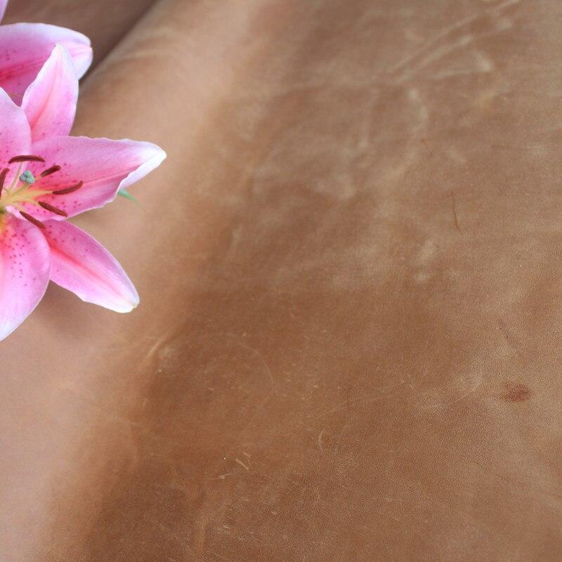 Сумасшедший mapipi Naturals кожа материал из воловьей кожи ручной работы DIY 2 мм толщиной кожа материал