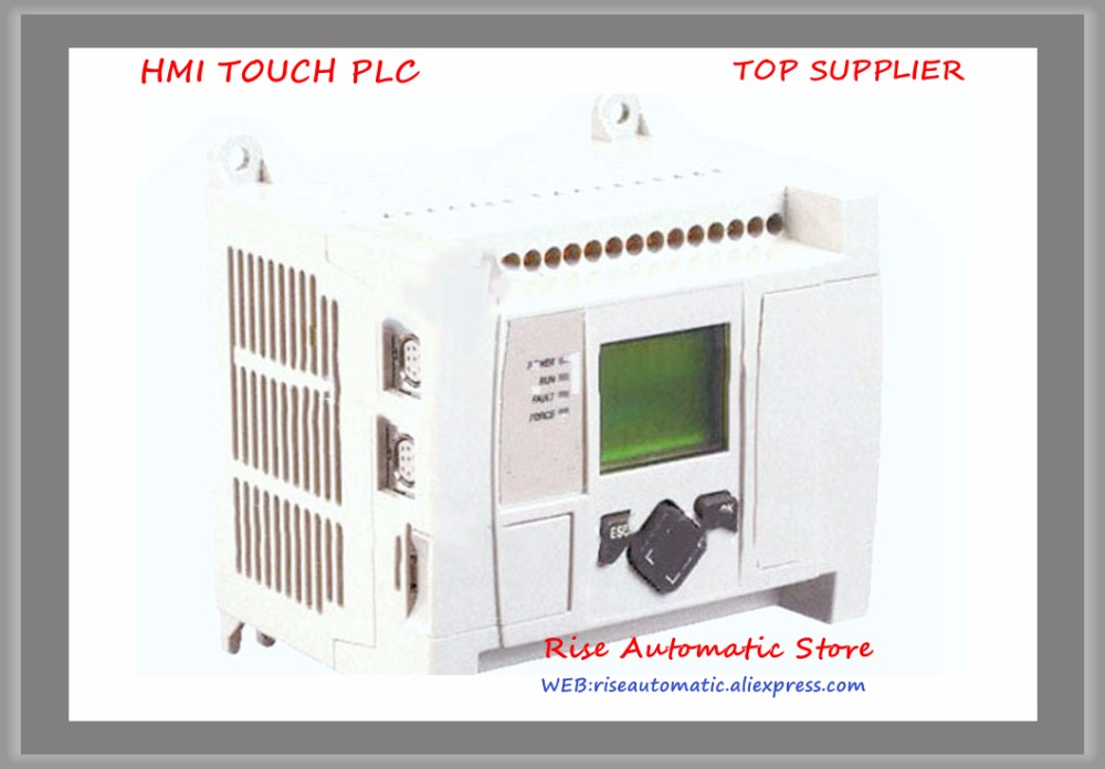 1763-L16DWD PLC 12-24VDC MicroLogix 1100 Controller New Original 1766 l32bwaa plc 120 240v ac micrologix 1400 controller