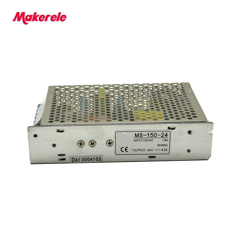 CE approved Input 110V 220V mini size single output switching power supply 5V 12V 15V 24V 48V 200w smps with metal case single output high quality small volume switching power supply 48v dc 20w ms 20 48 0 4a metal case with ce