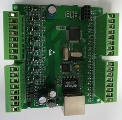 16-channel Analog Input + 8-channel 4-20mA Output Board Development Board Double RS485 Network WIFI