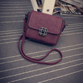 Flama New Fashion Women Bag PU Leather Satchel Shoulder Casual Female Messenger Crossbody Bag Free Shipping