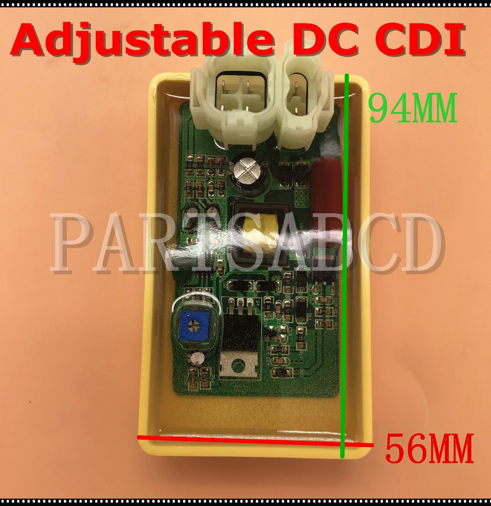 rendimiento ajustable unidad cdi dc ser reservados para kymco agilidad sento la gente 50cc 125cc 150cc [ 1000 x 1030 Pixel ]