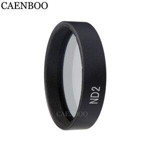 Защитный фильтр для объектива CAENBOO ND 2 4 8 16 фильтр для дрона аксессуары для DJI Phantom 3 4 K/Advanced/Standard/Professional Pro/SE