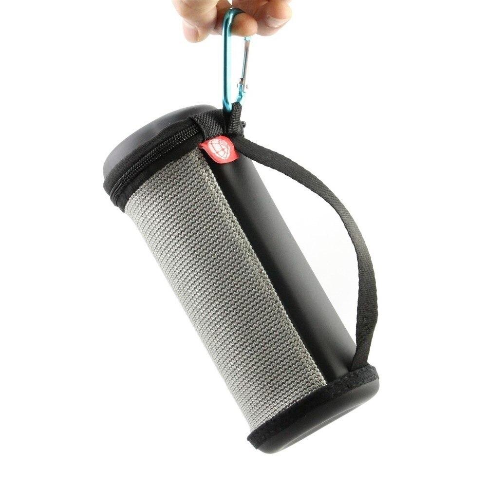 bilder für 2017 neue top russland tragbare reißverschluss ärmel schutztasche tasche box transport case abdeckung für logitech ue boom bluetooth lautsprecher