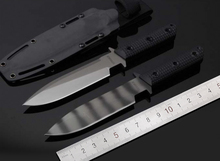 2016 New Product Tough Terminator Tactical Knife D2 Blade G10 Handle 60hrc