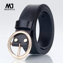 Genuine Designer Leather Belts For Ladies Of Fashion