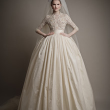La MaxPa 2018 Three Quarters Sleeve Bridal Gown dresses