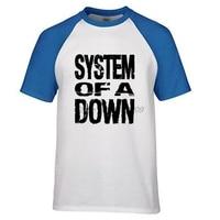 Funny T Shirt Men Male System Of A Down Soad Rock N Roll Men Tshirts Custom
