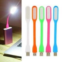 1 pcs New Ultra Bright 1.2W LEDs USB Light LED Strip lamp for Notebook Computer Laptop PC Portable Flexible LED USB lights