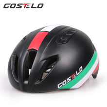 Newest Costelo Light Cycling Helmet Bike Ultralight helmet bicicleta velo capacete Mtb Road Bicycle Helmet 56-62cm free shipping