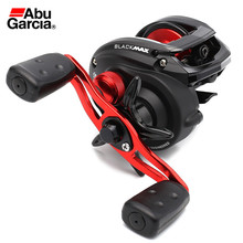 2016 Abu Garcia Black Max3 BMAX3 Right Left Hand Baitcasting Fishing Reel 5BB 6.4:1 202g Max Drag 8kg Saltwater Fishing Tackle