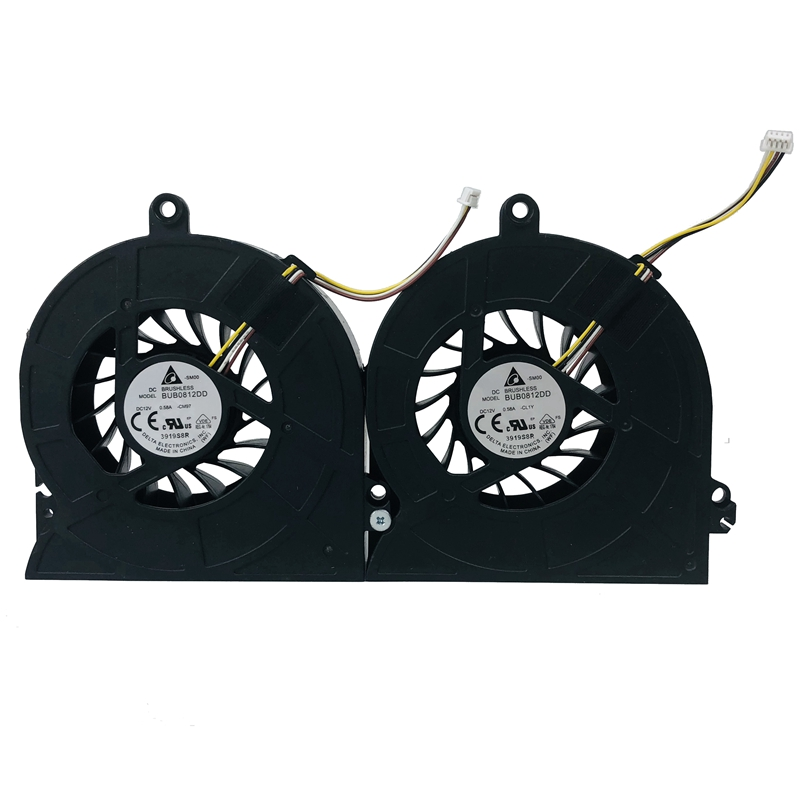 New Original Laptop CPU Fan For Lenovo C560 G3220T Ideacentre All In One PC AIO fan cooler BUB0812DD CM97 CL1Y DC12V 0.58A image
