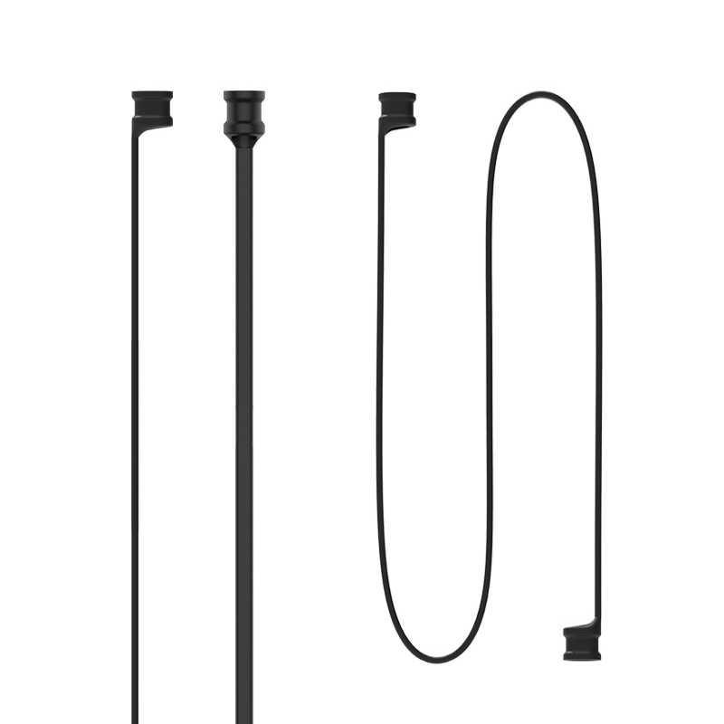 Bezprzewodowa Bluetooth słuchawka dla Iphone Anti-lost liny smycz silikonowa zestaw słuchawkowy generacji słuchawki Anti-lost liniami na słuchawki