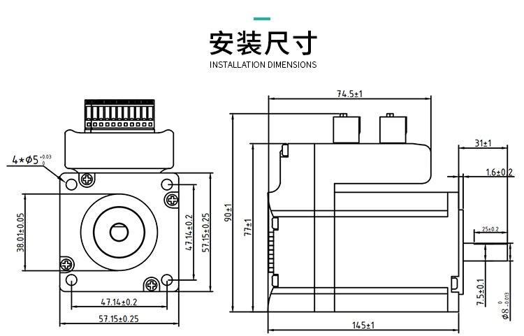 HTB1AWbzaLjsK1Rjy1Xaq6zispXal - JMC IHSS57-36-30-31 integrated 57 closed loop stepping 3NM large torque hybrid servo motor drive original
