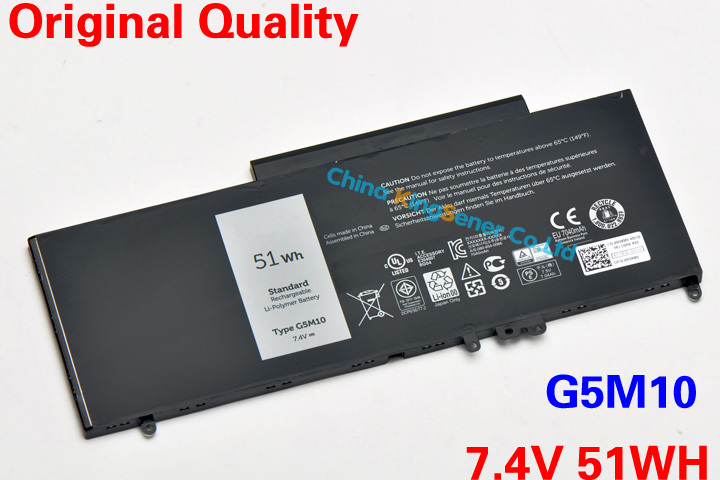 51WH Original New Laptop Battery G5M10 For DELL Latitude E5450 E5550 Notebook 15.6 G5M10 8V5GX Free Shipping 51wh original new laptop battery g5m10 for dell latitude e5450 e5550 notebook 15 6 g5m10 8v5gx free shipping