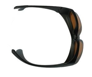 Image 5 - GTY 532 نانومتر ، 1064nm نظارات السلامة بالليزر متعددة الطول الموجي ، نظارات حماية الليزر بدون شفة ND:YAG حماية الليزر