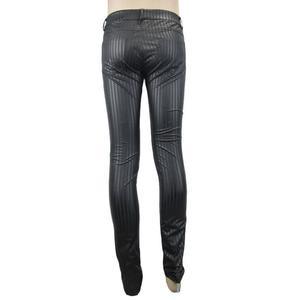 Image 5 - Devil Модные мужские обтягивающие панковские брюки в полоску PT045
