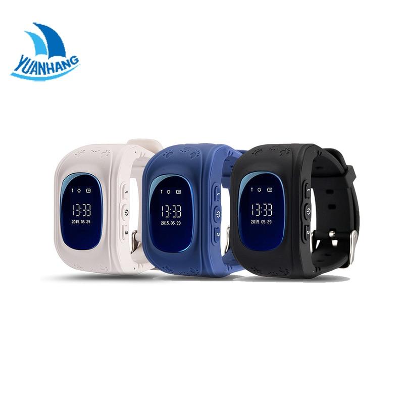 Q50 Smart Kid Safe GPS Watch Wristwatch SOS Call Location Finder Locator Tracker Kid Baby Anti