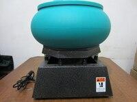 Емкость 6.2 кг Мини Вибрационные приработки Сми Стакан, Мокрый Сухой Полировщик, финишер и Очиститель, шлифовальные машины для изготовления
