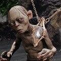 Colar de cristal frasco Galadriel Elven senhor dos anéis Hobbit Smaug ouro / prata