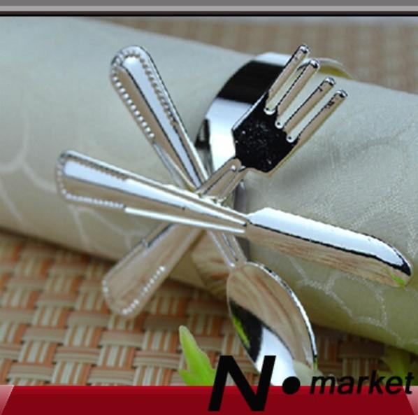 Neue Legierung Schöne Gabel Messer Löffel Silber Gold - Küche, Essen und Bar - Foto 1