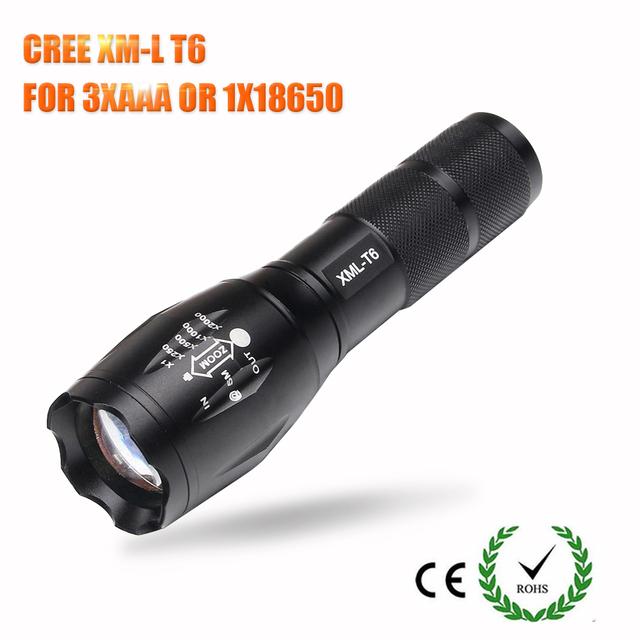 Led Flashlight 3800Lumens