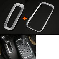 Fits For Jeep Wrangler Rubicon JK 2011 2015 Gear Box Transfer Case Trim Cover