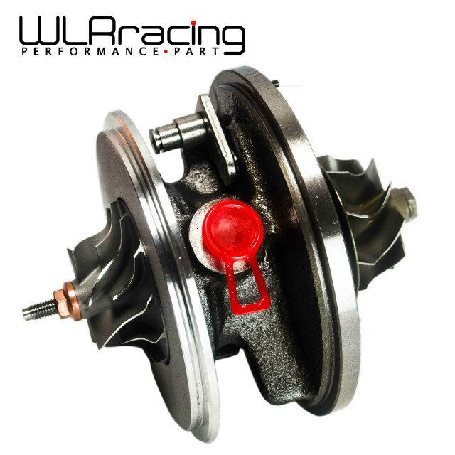 WLR RACING - GT1749V 713673 Turbo cartridge CHRA for AUDI VW Seat Skoda Ford 1.9 TDI 115HP 110HP WLR-TBC15