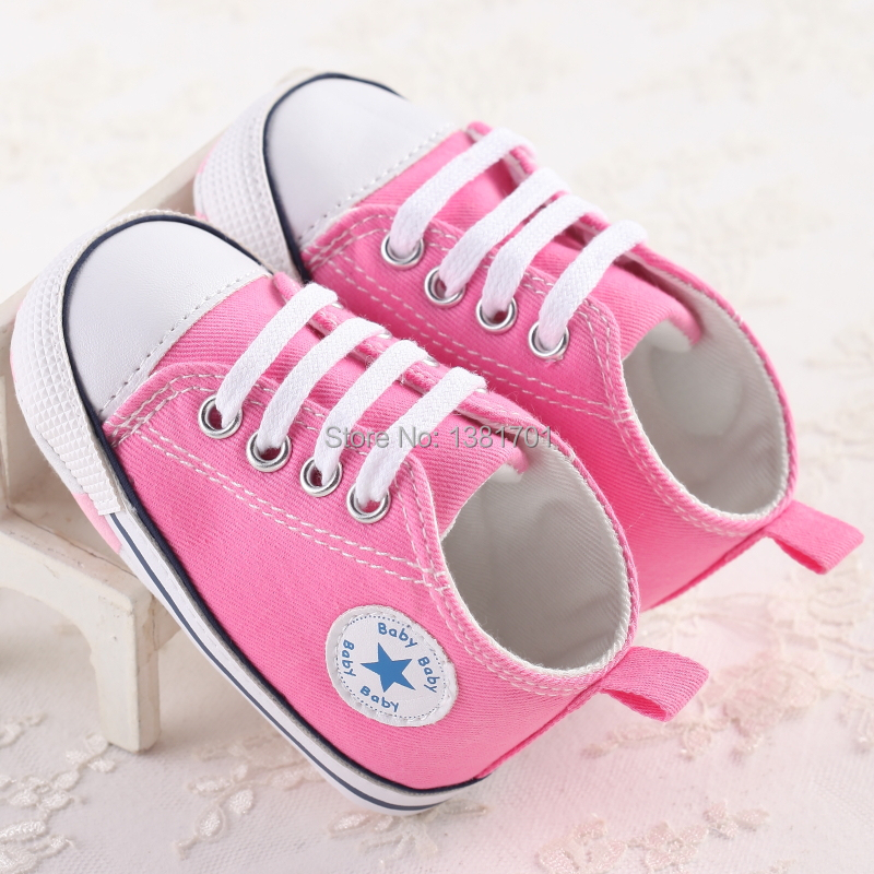 4 Color Infant Toddler Shoes Baby Boy Girl Shoes Soft Sole Crib Shoes  Sneaker Newborn 3 Size 0 18 Months-in Sneakers from Mother & Kids on  Aliexpress.com ...