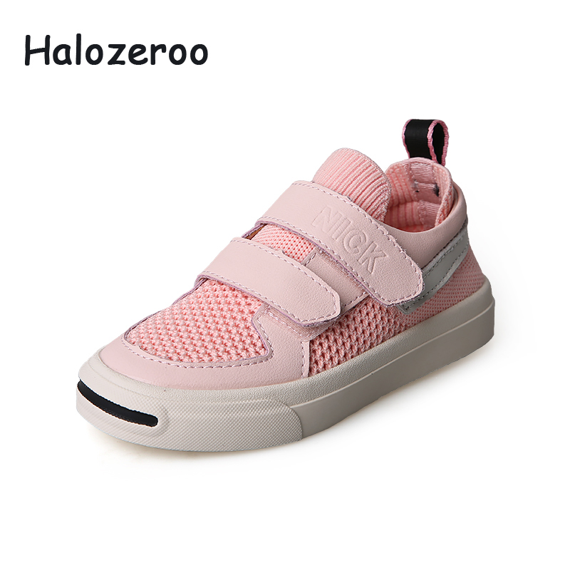 Spring New 2019 Children Sport Sneakers Kids Genuine Leather Shoes Baby Girls Fashion Casual Sneakers Boys Mesh Shoes TrainerSpring New 2019 Children Sport Sneakers Kids Genuine Leather Shoes Baby Girls Fashion Casual Sneakers Boys Mesh Shoes Trainer
