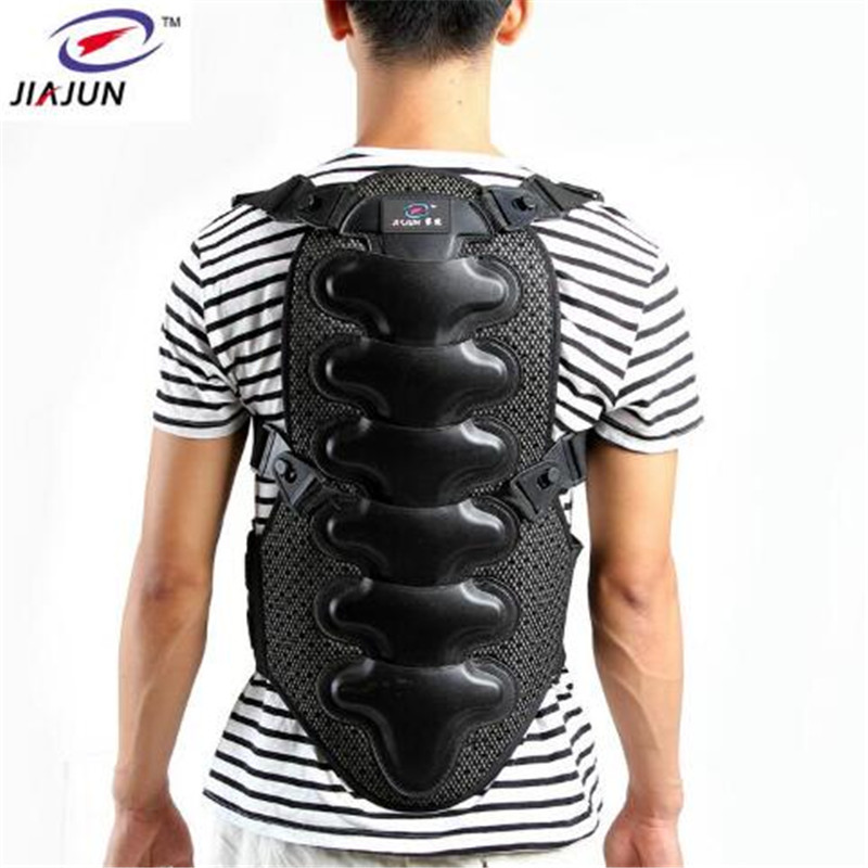 JIAJUN Professional Ski Snowboard Back Support Motorcycle Protector Shoulder Motocross Protection