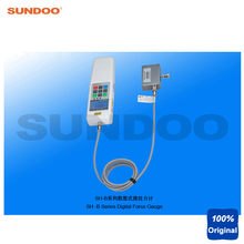 Wholesale prices Sundoo SH-200B 200N Digital Push Pull Force Gauge Tester ,Digital Pressure Force Tester Meter