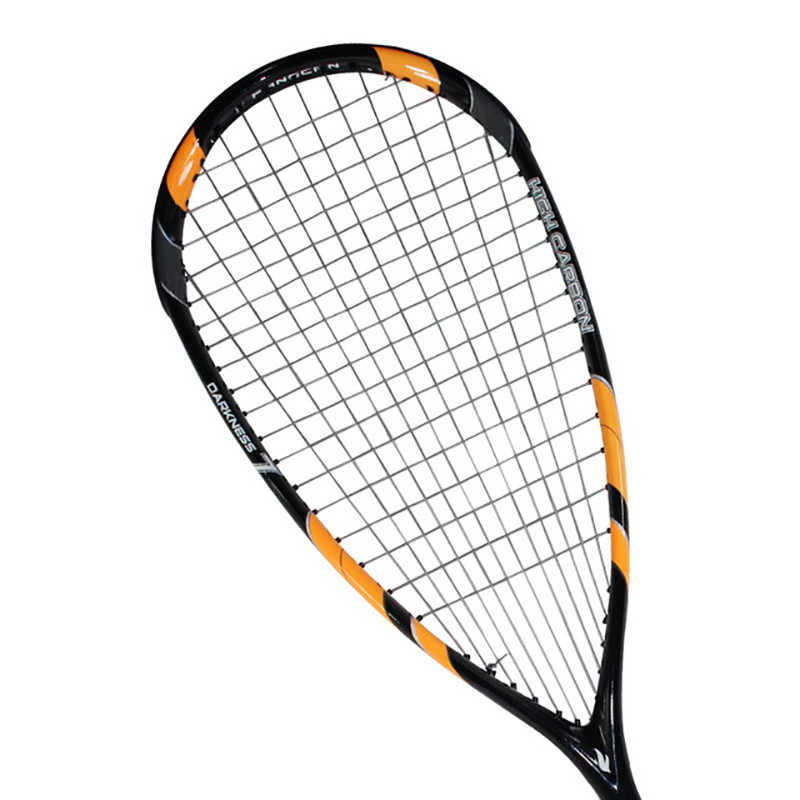 1 Piece Professional Squash Racket Full Carbon Fiber For Squash Sport Training Competition Light Weight With Carry Bag