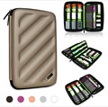 digital storage bag L size BUBM Portable EVA Hard Drive Case Electronics Accessories Travel Organizer Digital Storage bag f