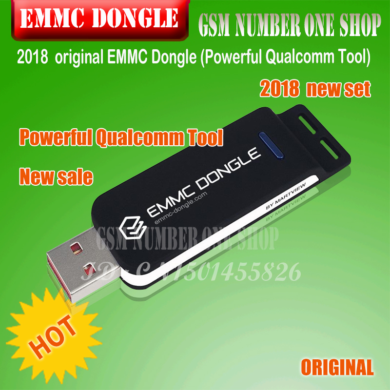 US $88 8 |gsmjustoncct 2018 new original emmc dongle (for Powerful Qualcomm  Tool) emmc key for samsung ,htc,huawei    -in Telecom Parts from