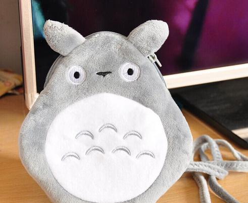 My Neighbor Totoro Mini Purse Wallet