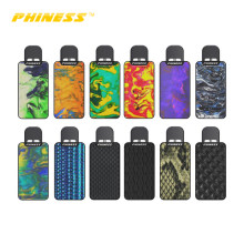Original Phiness Vega Kit With Bulit in 350mAh Battery Box Mod Vape Electronic Cigarette 1ml Cartridge Pod VS Voopoo Drag Nano(China)