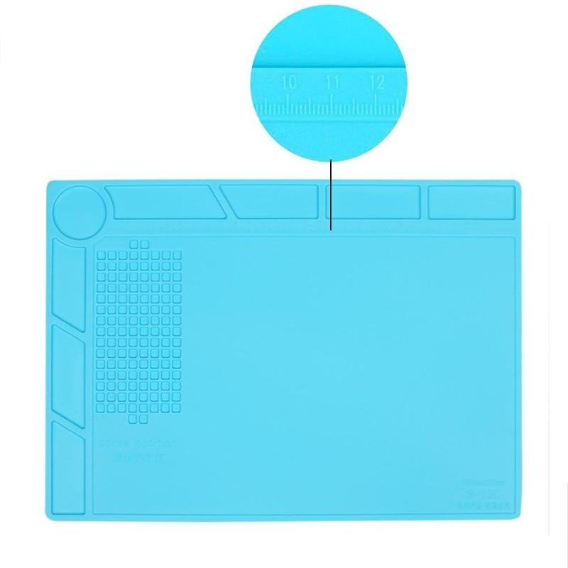 Tepelně odolná izolace Silikonová rohož Pájecí nástroj pro - Sady nástrojů - Fotografie 5