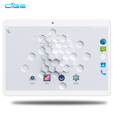 2018 New 10 inch Octa Core 3G Tablet 4GB RAM 32GB 64GB ROM 1280*800 Dual Cameras Android 7.0 Tablet 10.1 inch Free Shipping