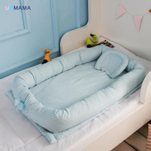 Imitation of the uterus soft cotton foldable sleeper portable kids bed soft Newborn baby crib baby bed product for 0-36M baby(China)