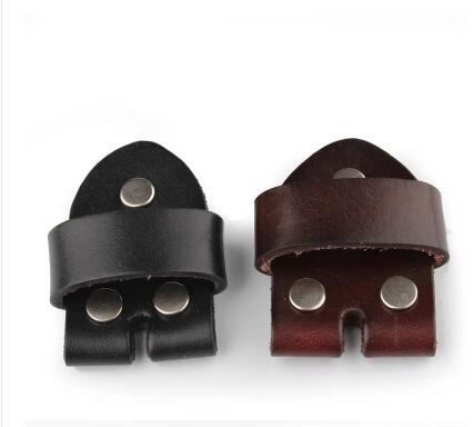 2 pcBelt réparation réel en cuir ceinture connecter patch en cuir De Mode  ceinture connexion pièces ceinture en cuir tête + boucle + 3 vis 33mm 38mm cc230959256