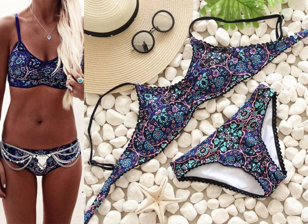 Swimwear Women Swimsuit Push Up Swimwear Female 19 Sexy Bandeau Bikini Ladies Brazilian Beach Bathing Suit bandage Bikini Set 18